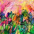Flower Power by Rachel Christine Nowicki