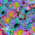 Flower Power by Sabrina K Wheeler