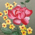 Flower by Pushpa Sharma