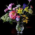 Flower Still Life by Endre Balogh