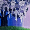 Flower Tree  by Pamula Reeves-Barker