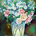 Flower Vase by Anju Saran