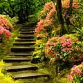 Flower Walk by Lord Frederick Lyle Morris