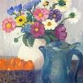 Flowered Love by Jennifer L Johnson