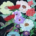 Floweret by Robin Maria Pedrero