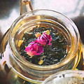 Flowering Tea  by Stacey Chiew