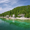 Flowerpot Island - Georgian Bay, Ontario by Rick Shea