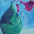 Flowerpot by Murielle Hebert