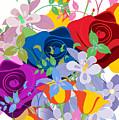 Flowers 7 by Tari Valadez