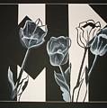 Flowers  by Andrea  Darlington