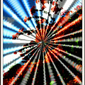 Flowers Fantasy Spin by Humphrey Janga