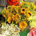 Flowers For Sale by Ian  MacDonald