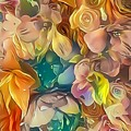 Flowers I by Pure