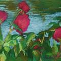 Flowers On Water by Rachel Rose