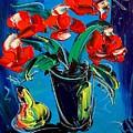 Flowers Roses by Mark Kazav