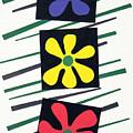 Flowers Three by Teddy Campagna