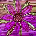 Flowerscape Dahlia by Lisa Grogan