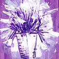 Flowery Purple II by Jose Julio Perez