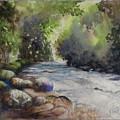 Flowing Along by Kavita Vardhan