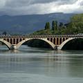 Flowing Bridge by Jerry Deroo