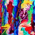 Flowing Contrasts by Carole Sluski