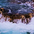Flowing Over The Rocks by Marcus Dagan