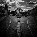 Flowing Street Of Kosice by Kaleidoscopik Photography