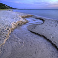 Flowing To Lake Michigan by Twenty Two North Photography