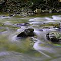 Flowing Water 2 by Mark Platt