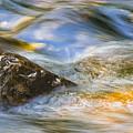 Flowing Water by Adam Romanowicz