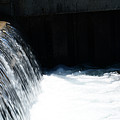 Flowing Water Of Life by Reva Steenbergen