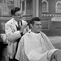 Floyds Barbar Shop Andy Griffith Show by Peter Nowell