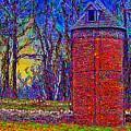 Floyd,virginia Tower by Hidden Mountain