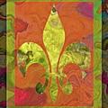 Fluer De Lis by Gwyn Newcombe