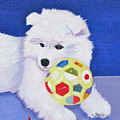 Fluffy's Portrait by Phyllis Kaltenbach