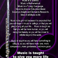 Flute Why Music Photographs Or Pictures For T-shirts 4824.02 by M K Miller