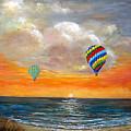 Fly Away 22 by Jeannette Ulrich