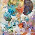 Fly Away To Creativity by Caroline Patrick