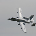 Fly By Wafb 09 A10 Thunderbolt 1 by David Dunham