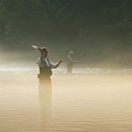 Fly Fishing  by Betty LaRue