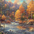 Fly Fishing Legacy by Chuck Pinson