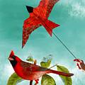 Fly Free by Sherri Leeder