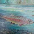 Flyfishing by Lynn Burton