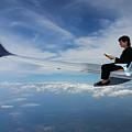 Flying 3rd Class by Madlyn Blom