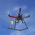 Flying A Drone by Buddy Mays