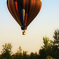 Flying Balloon by Tatiana Travelways