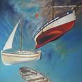 Flying Boats by David Bader