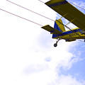 Flying By Wire 5 Of 6 by Charlie Brock