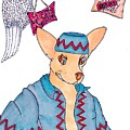 Flying Chihuahua's by Kathryn Sanderson