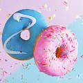 Doughnuts Treat by Anastasy Yarmolovich